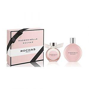 Rochas Mademoiselle Rochas - Coffret eau de parfum et lait pour le corps
