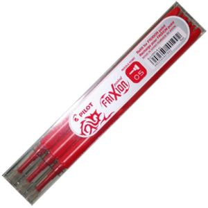 Pilot 12 pochettes de 3 recharges pour stylo roller Frixion pointe fine