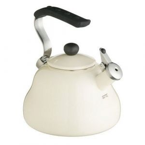 Kitchen craft Le'xpress - Bouilloire traditionnelle sifflante 2 L