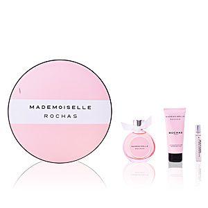 Rochas Mademoiselle Rochas - Coffret eau de parfum, lait pour le corps et miniature