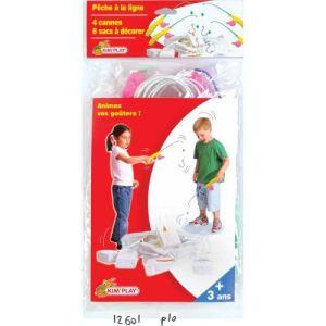 Kim'play Kit pêche à la ligne