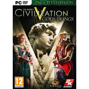 Civilization V : Gods and Kings - Add-on du jeu [PC]