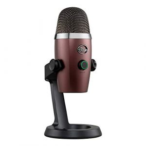 Blue microphones Yeti Nano-Red Onyx - Microphone