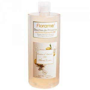 Image de Florame Gel douche Noyaux d'amande 1 litre