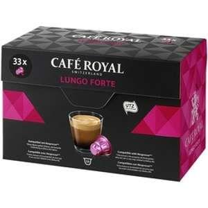 Café Royal Ns lungo forte x33