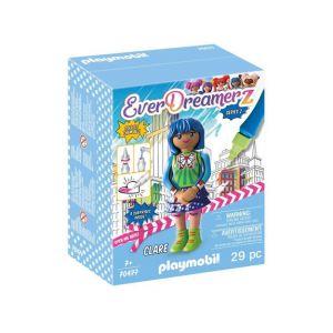 Playmobil Clare Le Monde de la BD Everdreamerz 70477