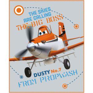 Cti Plaid couverture câline Disney Planes Dusty N°7