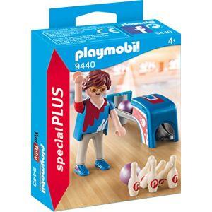 Playmobil 9440 - Joueur de bowling