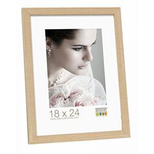 Deknudt Frames S44CH1 Basic Cadre Photo Bois/MDF C ne Fin 30 x 40 cm