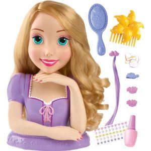 IMC Toys Tête à coiffer Raiponce de luxe