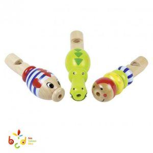 Goki Mini-flûtes animaux