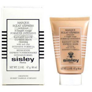 Sisley Masque Eclat Express - Nettoyant à l'argile rouge Formule Intensive