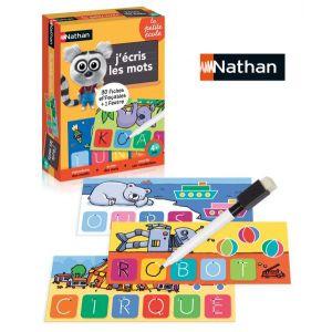 Nathan J'écris les mots
