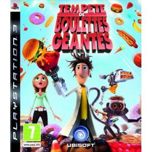 Tempête de Boulettes Géantes sur PS3