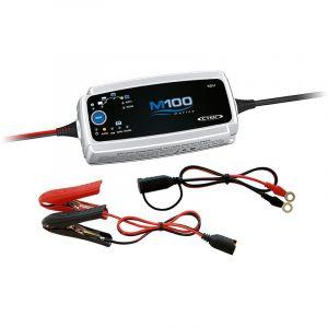 Ctek Chargeur de batterie MARINE M100 12V 7A pour batterie de 14-150ah