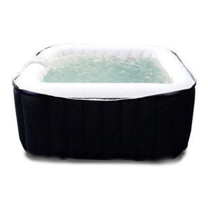Ospazia AC01 - Spa gonflable carré 2 personnes 600 litres