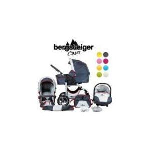 Bergsteiger Capri - Combiné Trio avec poussette, landau et siège auto groupe 0+