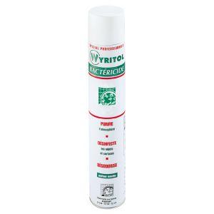 Image de Wyritol Désodorisant bactéricide menthe - Aérosol 750 ml