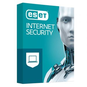 ESET Internet Security 2020 (1 an 3 postes) [Windows]