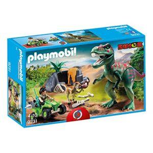 Playmobil 9231%u2013T-Rex Attaque