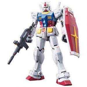 Bandai # 01 RX-78%u20132 Gundam 1/144, véritable de qualité