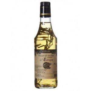 J.leblanc Vinaigre de vin aromatisé à l'estragon, Bouteille 50 cl