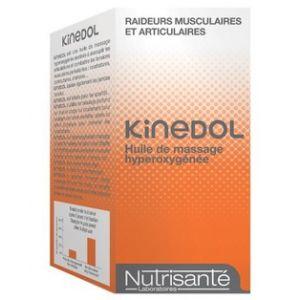 Nutrisanté Kinedol - Huile de massage hyperoxygénée