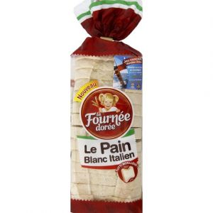 La Fournée Dorée Le pain blanc italien