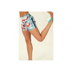 Reebok Short Femme Crossfit Lux Science Bootie s