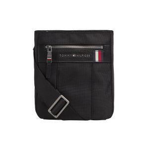 Tommy Hilfiger <p>Ne vous fiez pas à sa petite taille, une fois ouvert, ce sac en toile solide a tout ce qu'il faut pour ranger ce dont vous avez besoin. <br />A l'intérieur, une poche zippée et deux emplacements pour stylo. <br />Une poche au dos.<br /><