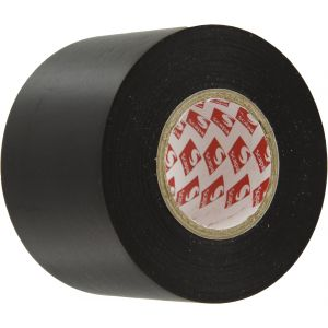 Ruban adhésif vinyl noir 50mmx25m