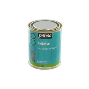 Pebeo Peinture acrylique P.BO deco ardoise 250ml 03 - Turquoise