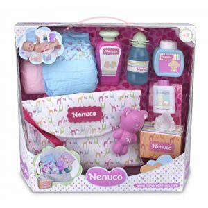 Famosa Sac et accessoires pour poupée Nenuco