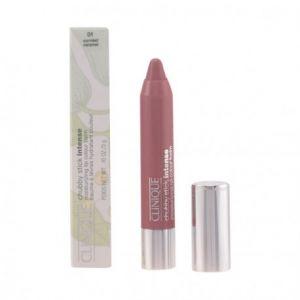 Clinique Chubby stick intense 01 Curviest Caramel - Baume à lèvres hydratant couleur