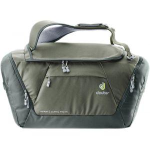 Deuter Aviant Duffel Pro 90 - Sac de voyage taille 90 l, gris/noir/vert olive