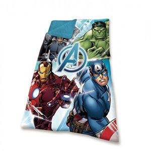 Kids Euroswan Sac de couchage Avengers (140 x 70 cm)