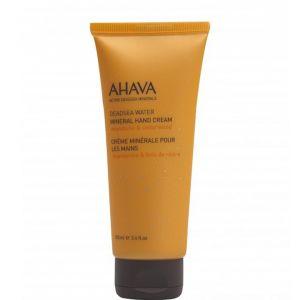 Ahava Crème Minérale pour les Mains Mandarine & Bois de Cèdre