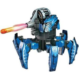 Dickie Toys Robot radiocommandé Combat Creatures Attacknid Stryker