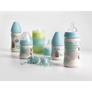 Suavinex Coffret Welcome Baby Boy