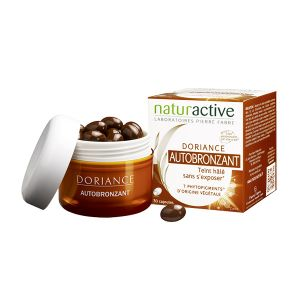 Naturactive Autobronzant Doriance 30 capsules