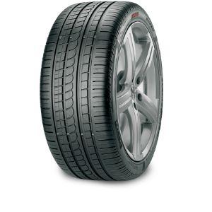 Pirelli Pneu auto été : 245/40 R17 91W P Zero Rosso Asimmetrico