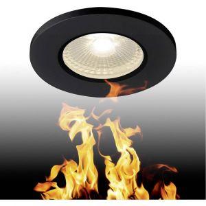 SLV Spot LED encastrable 1001015 noir noir