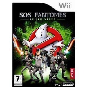 S.O.S. Fantômes : Le Jeu Vidéo (Ghostbusters) [Wii]