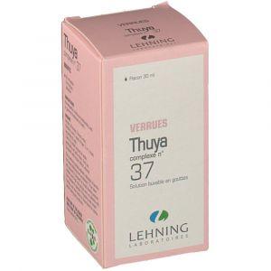 Lehning Complexe N37 Thuya Verrues Solution buvable 30 ml