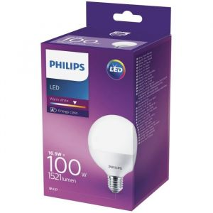 Philips Ampoule LED unicolore 230 V E27 16.5 W = 100 W blanc