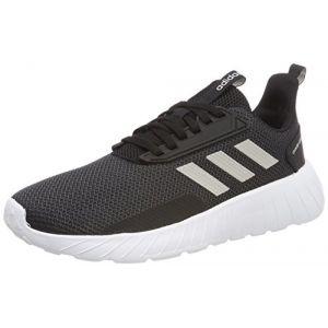 Adidas Questar Drive K, Chaussures de Fitness Mixte Enfant, Noir (Negbas/Griuno/Carbon 000), 36 EU