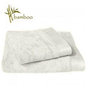 Santens Bamboo - Drap de bain coton/bambou (68 x 140 cm)