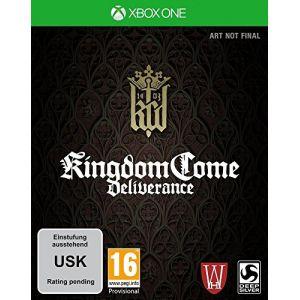 Kingdom Come Deliverance sur XBOX One
