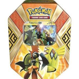 Asmodée Pokémon Pokébox de Noël 2017 - Pack Jaune
