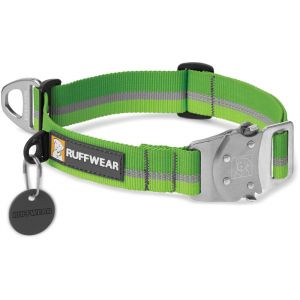 Ruffwear Top Rope Collier repensé Ver clair Taille M